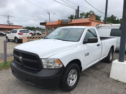 2013 RAM Ram Pickup 1500 for sale at 4th Street Auto in Louisville KY