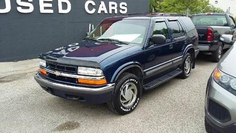 2000 Chevrolet Blazer for sale in Louisville, KY