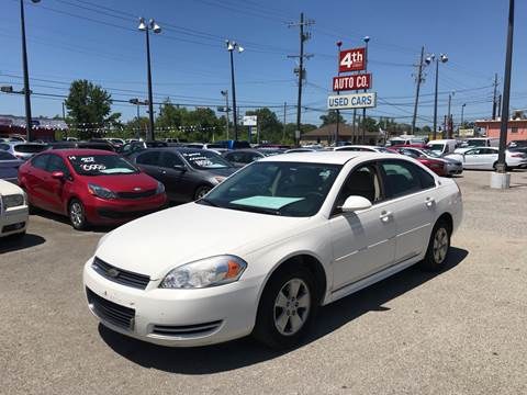 Cars For Sale Louisville Ky >> 2009 Chevrolet Impala For Sale In Louisville Ky