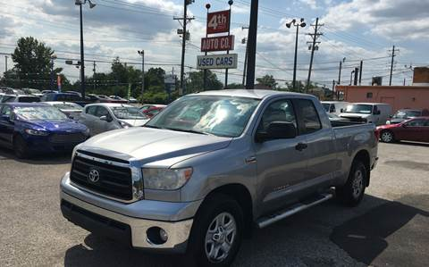 2012 Toyota Tundra for sale at 4th Street Auto in Louisville KY