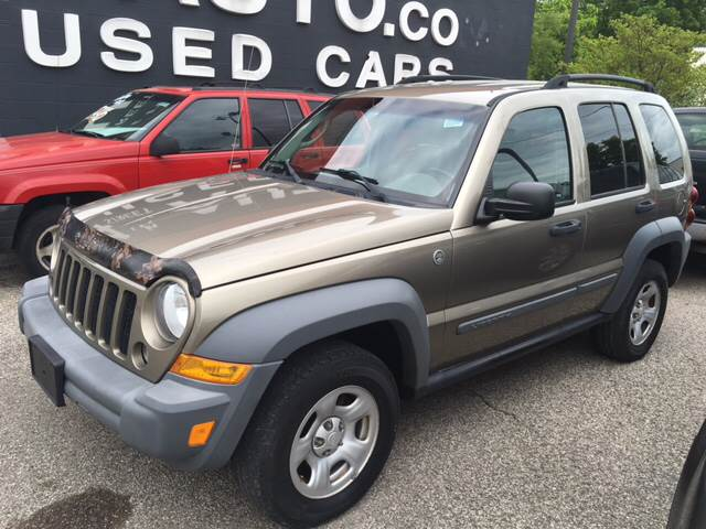 2005 Jeep Liberty Sport photo