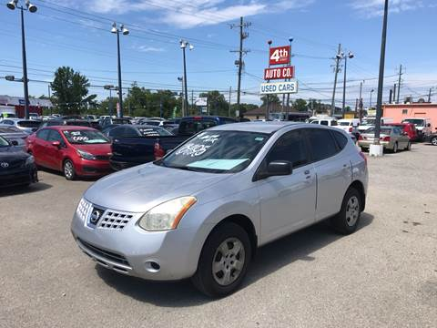 2008 Nissan Rogue for sale at 4th Street Auto in Louisville KY