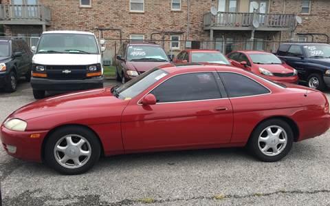 1995 Lexus SC 300 for sale in Louisville, KY