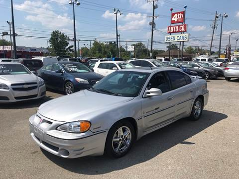 2001 Pontiac Grand Am for sale in Louisville, KY