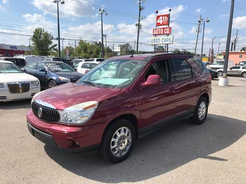 2007 Buick Rendezvous for sale at 4th Street Auto in Louisville KY