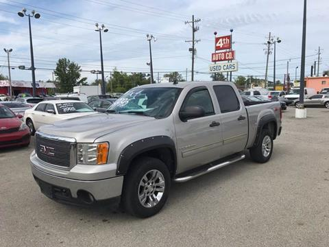 2008 GMC Sierra 1500 for sale at 4th Street Auto in Louisville KY