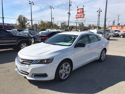 2015 Chevrolet Impala for sale in Louisville, KY