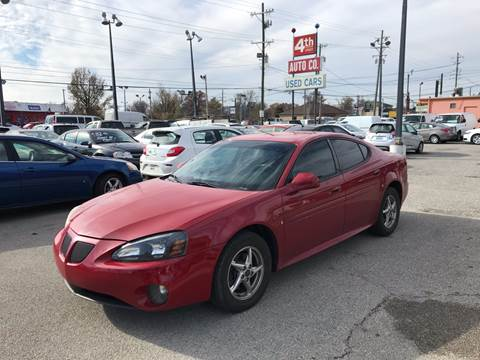 2008 Pontiac Grand Prix for sale in Louisville, KY