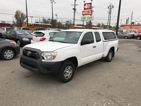 2015 Toyota Tacoma for sale in Louisville, KY