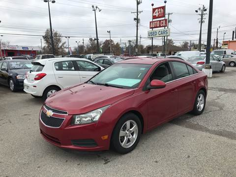 2011 Chevrolet Cruze for sale in Louisville, KY