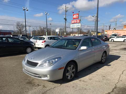 2006 Lexus ES 330 for sale at 4th Street Auto in Louisville KY
