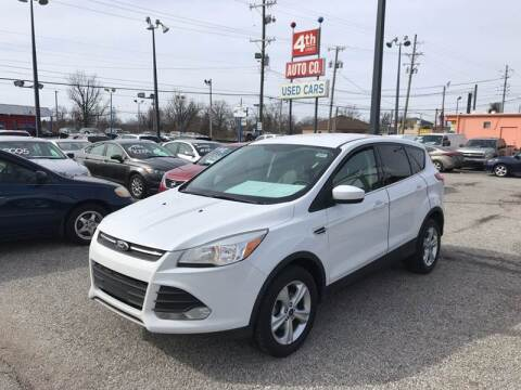 2013 Ford Escape for sale at 4th Street Auto in Louisville KY