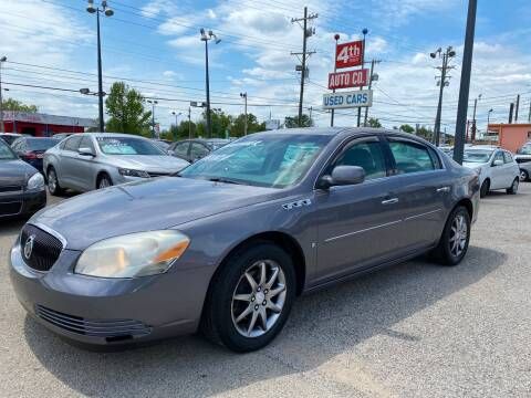 2007 Buick Lucerne for sale at 4th Street Auto in Louisville KY