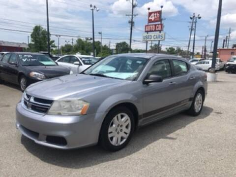 2013 Dodge Avenger for sale at 4th Street Auto in Louisville KY