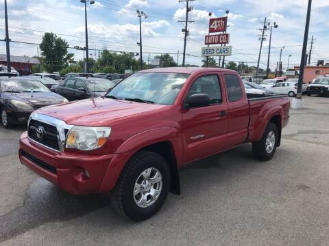2011 Toyota Tacoma for sale at 4th Street Auto in Louisville KY