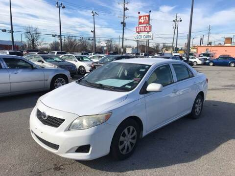 2009 Toyota Corolla for sale at 4th Street Auto in Louisville KY