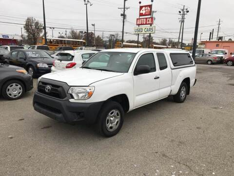 2015 Toyota Tacoma for sale at 4th Street Auto in Louisville KY