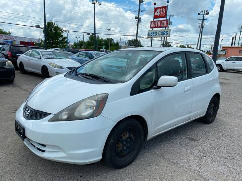 2012 Honda Fit for sale at 4th Street Auto in Louisville KY