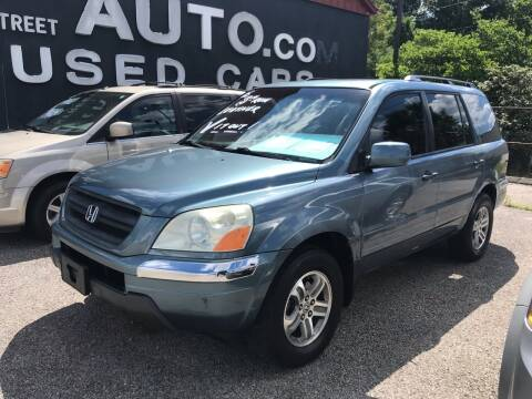 2005 Honda Pilot for sale at 4th Street Auto in Louisville KY