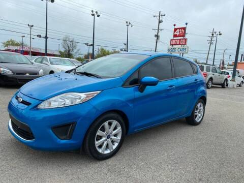 2012 Ford Fiesta for sale at 4th Street Auto in Louisville KY