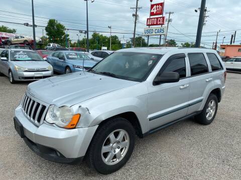 2008 Jeep Grand Cherokee for sale at 4th Street Auto in Louisville KY