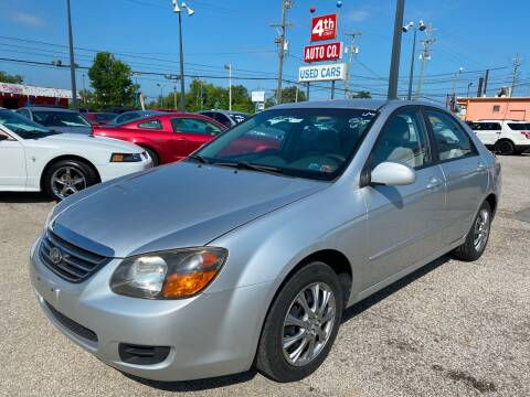 2009 Kia Spectra for sale at 4th Street Auto in Louisville KY