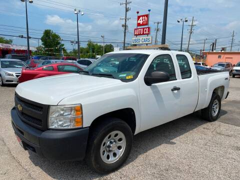 2011 Chevrolet Silverado 1500 for sale at 4th Street Auto in Louisville KY