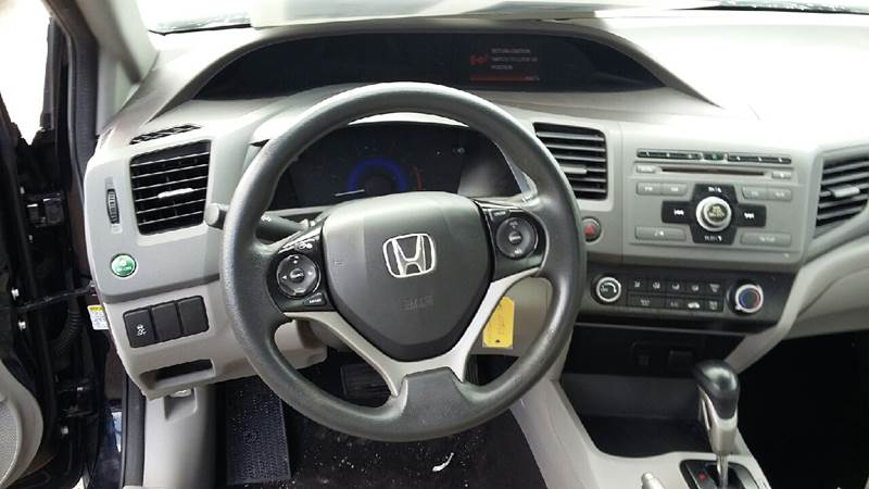 2012 Honda Civic LX photo