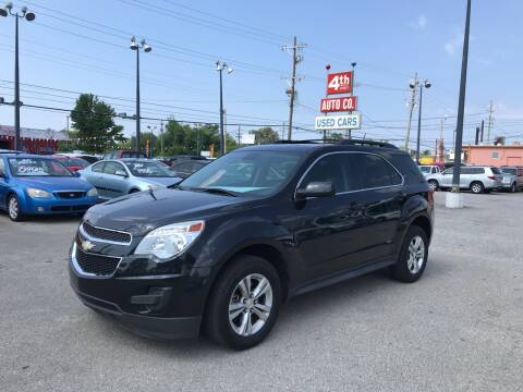 2014 Chevrolet Equinox for sale at 4th Street Auto in Louisville KY