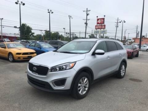 2016 Kia Sorento for sale at 4th Street Auto in Louisville KY