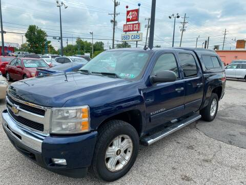 2010 Chevrolet Silverado 1500 for sale at 4th Street Auto in Louisville KY