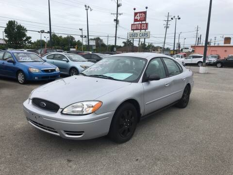 2006 Ford Taurus for sale at 4th Street Auto in Louisville KY