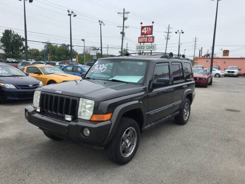 2006 Jeep Commander for sale at 4th Street Auto in Louisville KY