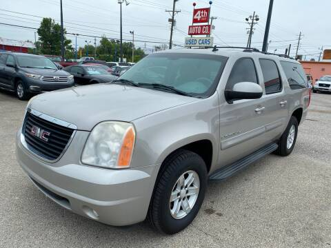 2008 GMC Yukon XL for sale at 4th Street Auto in Louisville KY