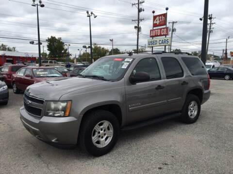 2008 Chevrolet Tahoe for sale at 4th Street Auto in Louisville KY