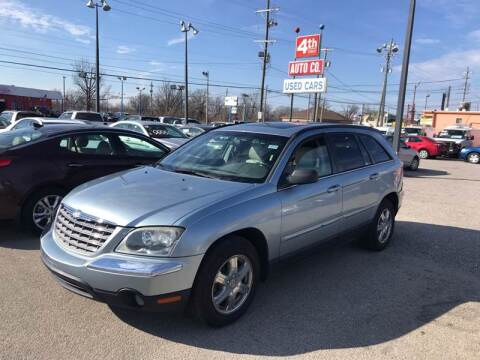 2005 Chrysler Pacifica for sale at 4th Street Auto in Louisville KY