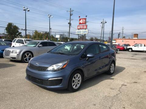 2016 Kia Rio for sale at 4th Street Auto in Louisville KY