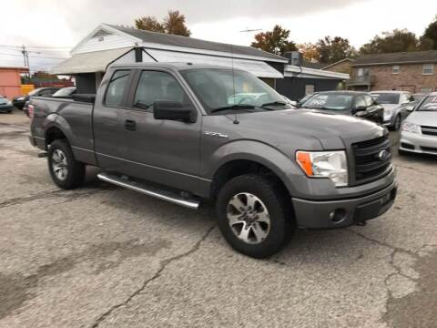 2014 Ford F-150 for sale at 4th Street Auto in Louisville KY