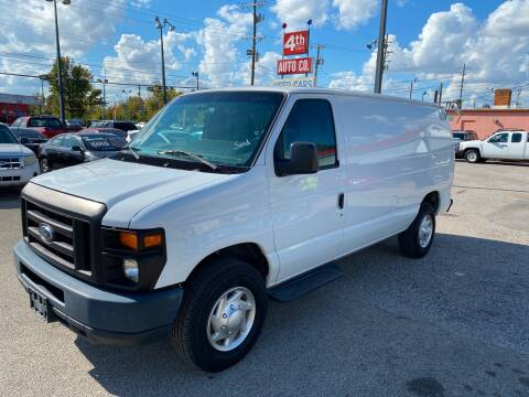 2012 Ford E-Series Cargo for sale at 4th Street Auto in Louisville KY