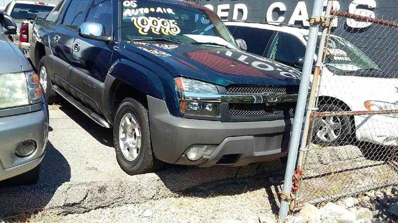2005 Chevrolet Avalanche 1500 LS in Louisville, KY | Used Cars for Sale on EasyAutoSales.com