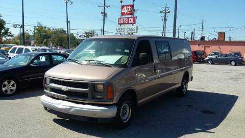 1999 Chevrolet Express Cargo for sale in Louisville, KY
