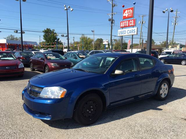 2010 Dodge Avenger SXT in Louisville, KY | Used Cars for Sale on EasyAutoSales.com