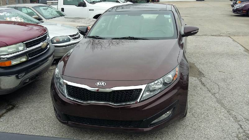 2013 Kia Optima EX photo