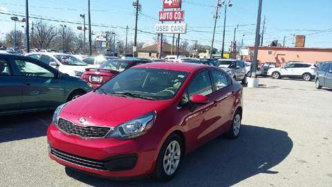 2014 Kia Rio for sale in Louisville, KY