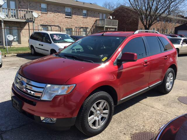 2008 Ford Edge SEL in Louisville, KY | Used Cars for Sale on EasyAutoSales.com