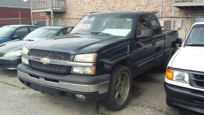 2005 Chevrolet Silverado 1500 Work Truck in Louisville, KY | Used Cars for Sale on EasyAutoSales.com