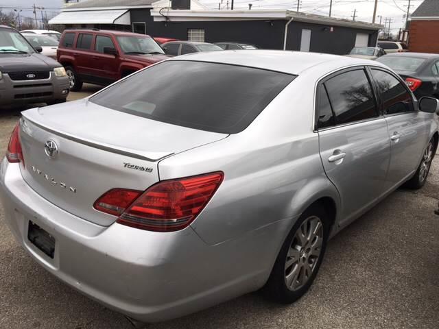 2008 Toyota Avalon Touring photo