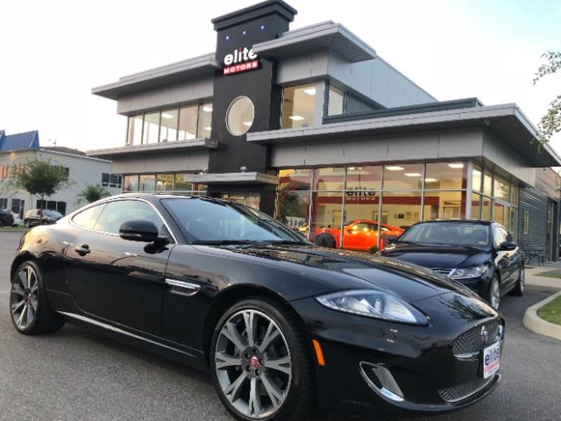 2014 Jaguar XK 2dr Coupe   Virginia Beach VA