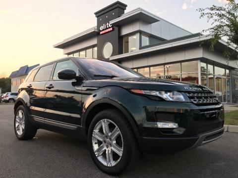 2015 Land Rover Range Rover Evoque for sale in Virginia Beach, VA