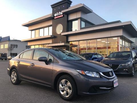 2015 Honda Civic for sale in Virginia Beach, VA